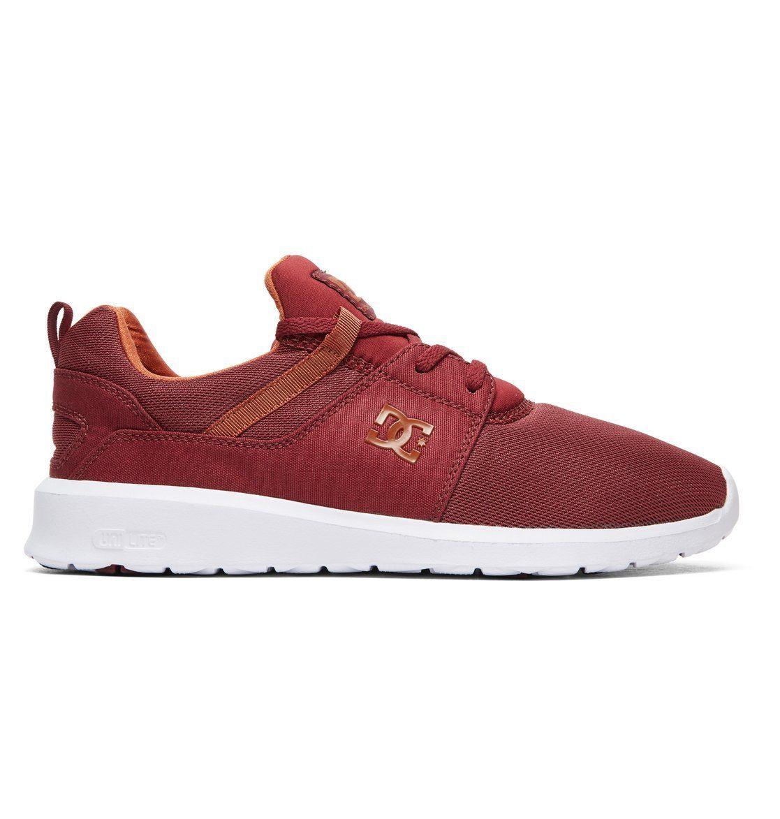 DC Shoes Schuhe Heathrow online kaufen  Maroon