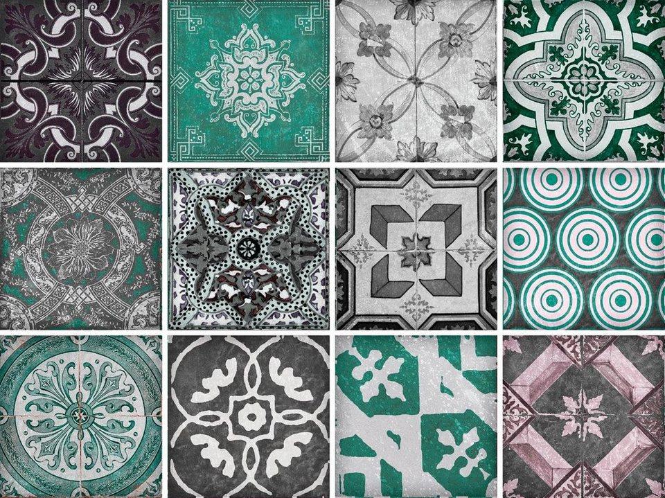 Fliesenaufkleber Mosaik Muster Online Kaufen Otto