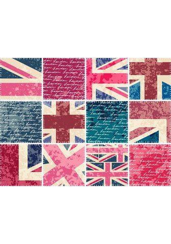 Flisinis tapetas »England«