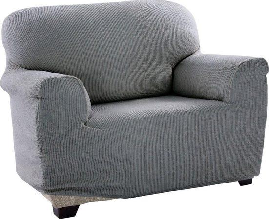 Sesselhusse »Dario«, sofaskins, mit leichtem Struktur-Effekt