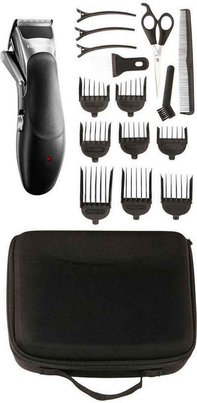 Remington Haar- und Bartschneider HC363C - Stylist, inkl. Zubehör, Premiumqualität und innovative Technologien