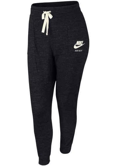 e5ec2b29fc94e9 Nike Sportswear Jogginghose »W NSW GYM VNTG PANT EXT 2« Große Größen