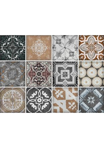 Flisinis tapetas »Mosaik Muster«