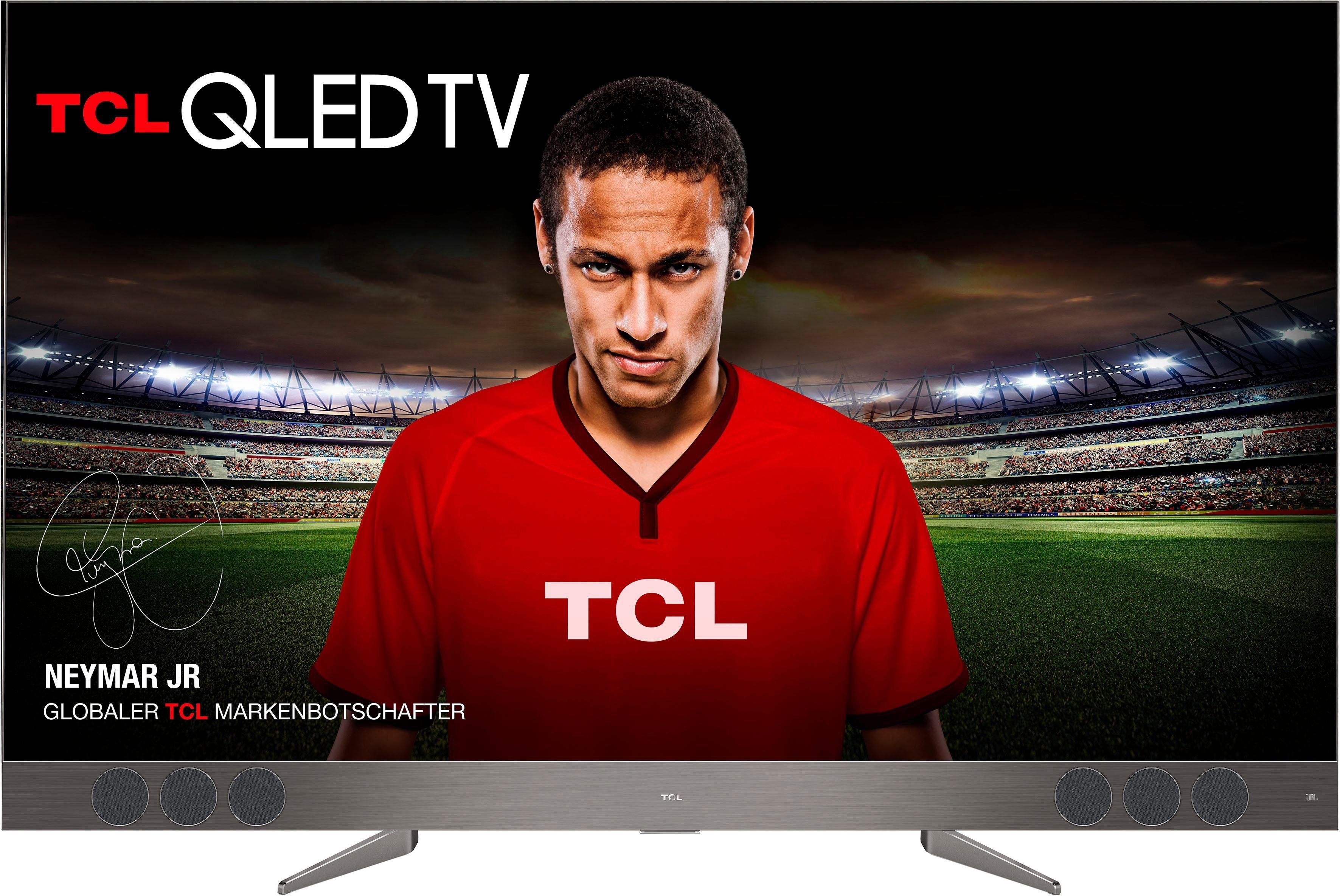 TCL U65X9006 QLED-Fernseher (164 cm/65 Zoll, 4K Ultra HD, Smart-TV)