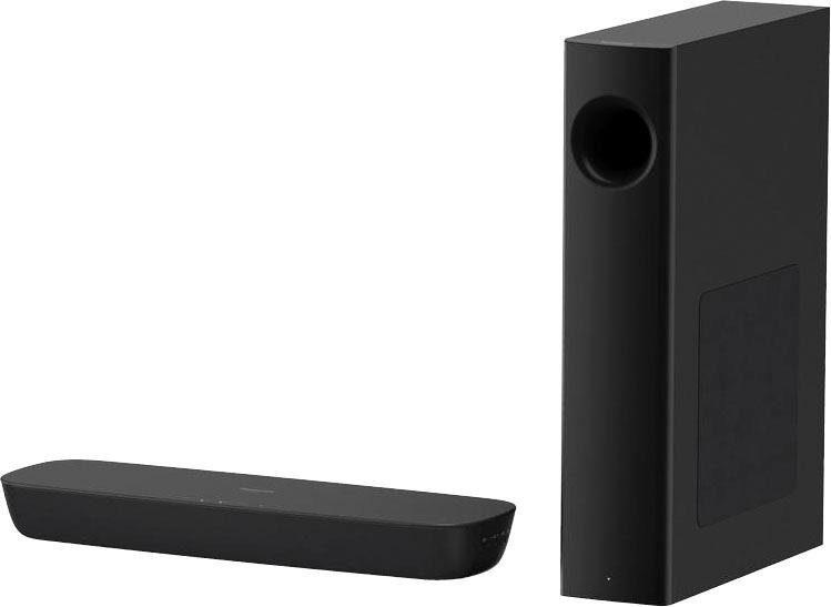 Panasonic SC-HTB254EGK 2.1 Soundbar (Bluetooth, 120 W)