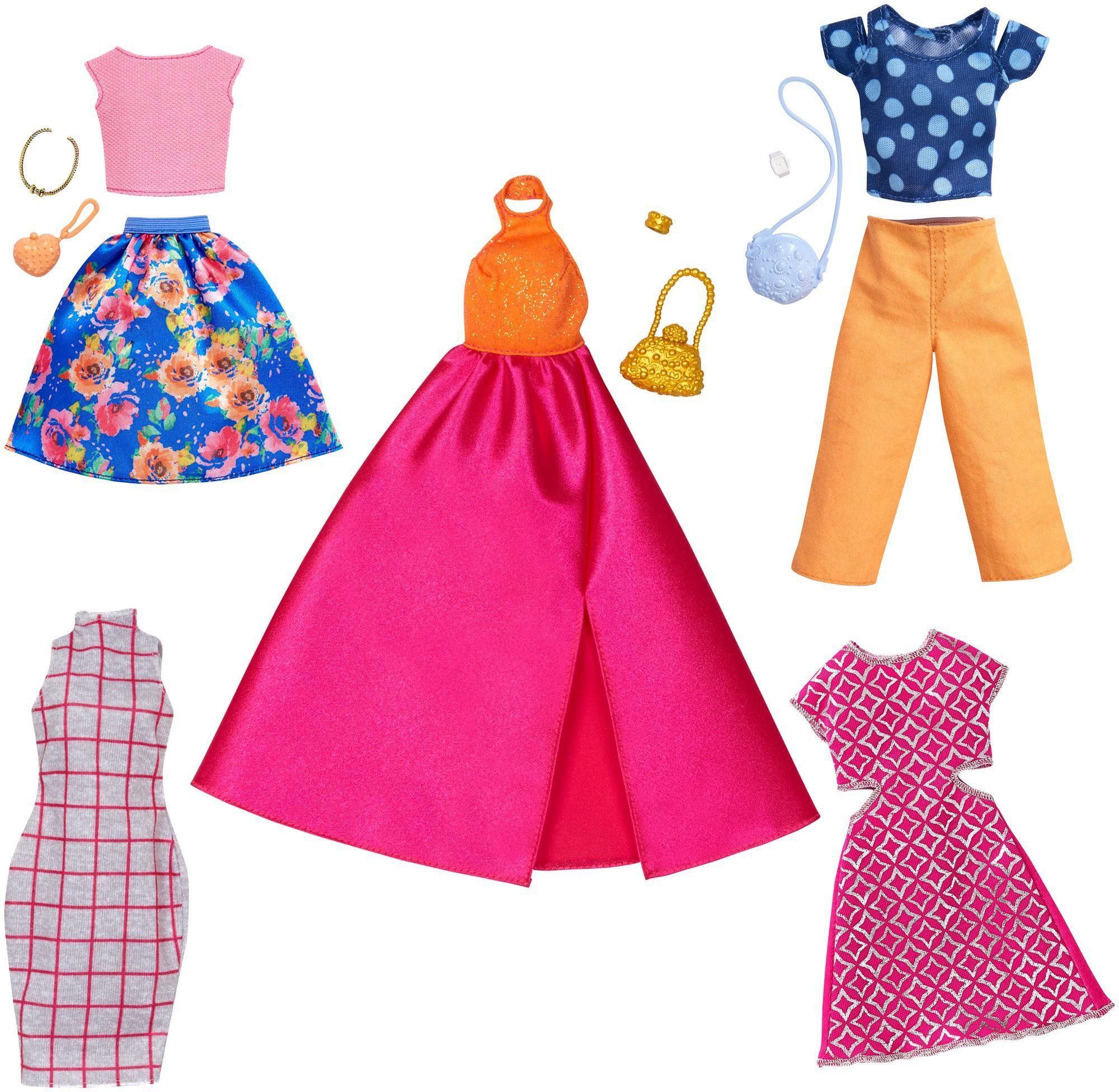 Mattel Puppen Zubehör, »Barbie Fashions Geschenkset 1«