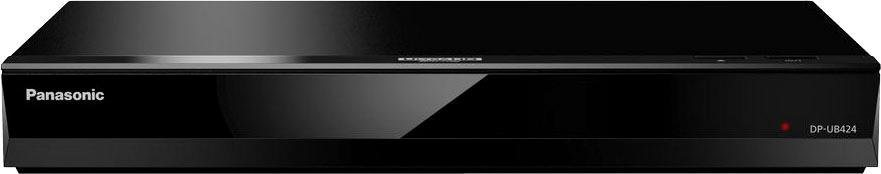 panasonic dp ub424eg blu ray player 4k ultra hd wlan. Black Bedroom Furniture Sets. Home Design Ideas