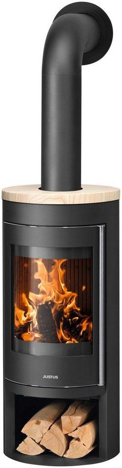 justus kaminofen mino 2 0 stahl sandstein 5 5 kw vermiculite online kaufen otto. Black Bedroom Furniture Sets. Home Design Ideas