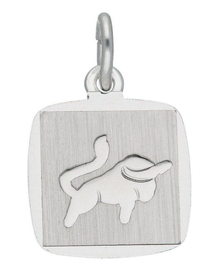 Adelia´s Kettenanhänger »Silber 925 Sterling Silver Sternzeichen Anhänger« Stier 925 Sterling Silber | Schmuck > Halsketten > Ketten ohne Anhänger | Adelia´s