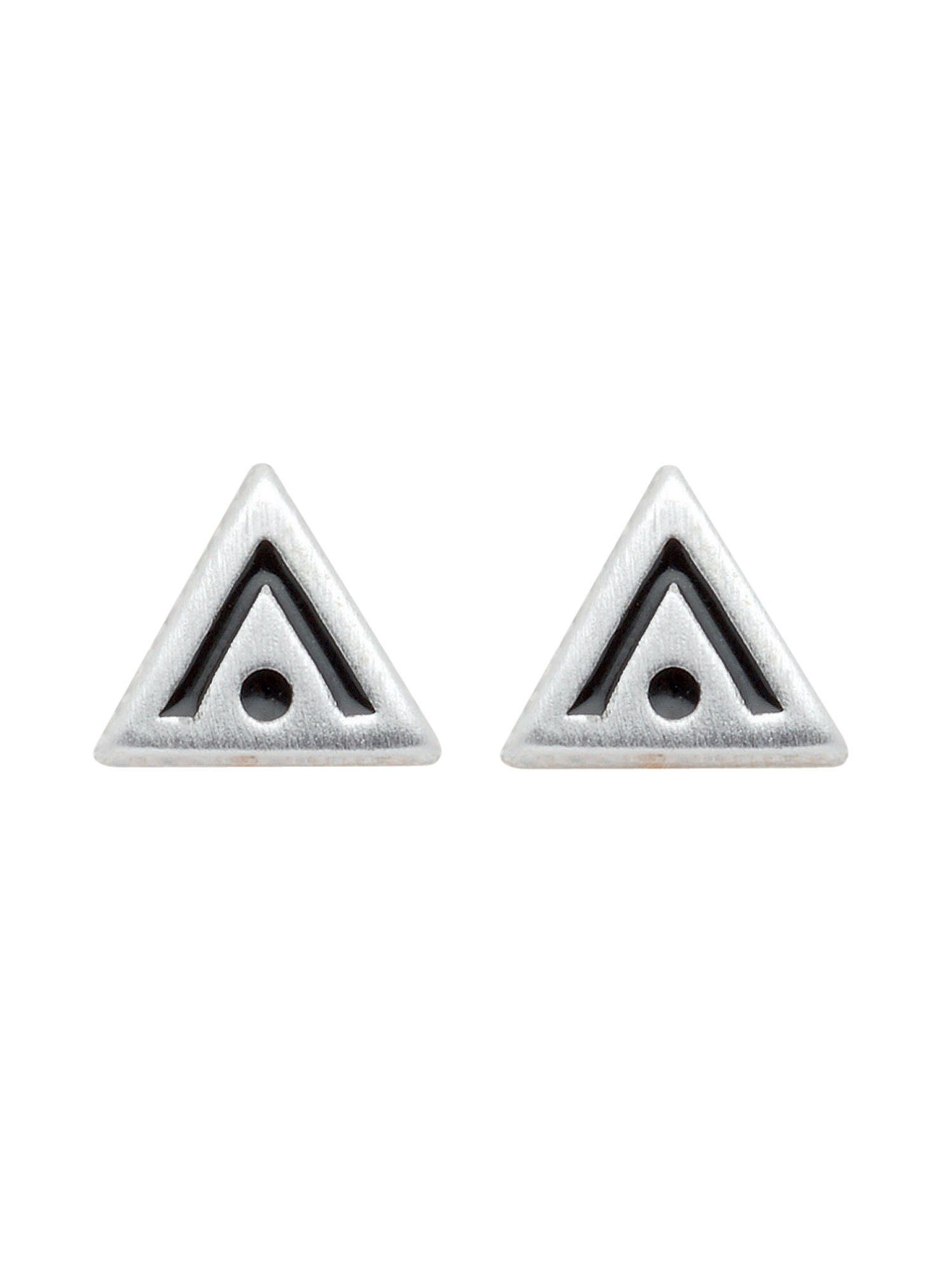 Adelia´s Paar Ohrstecker »Silber Ohrringe« 925 Sterling Silber