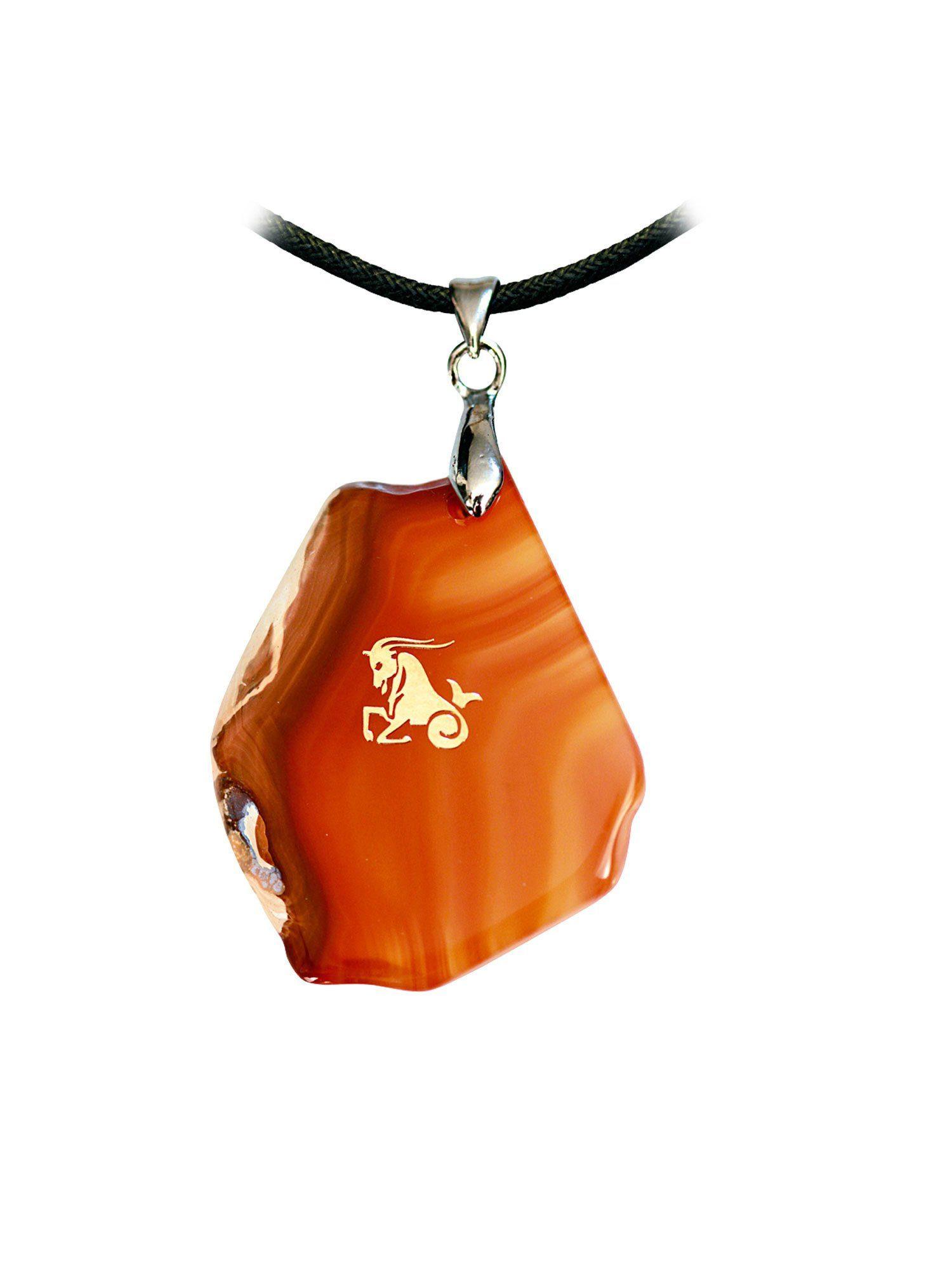 Adelia´s Amulett Amulett Anhänger Steinbock