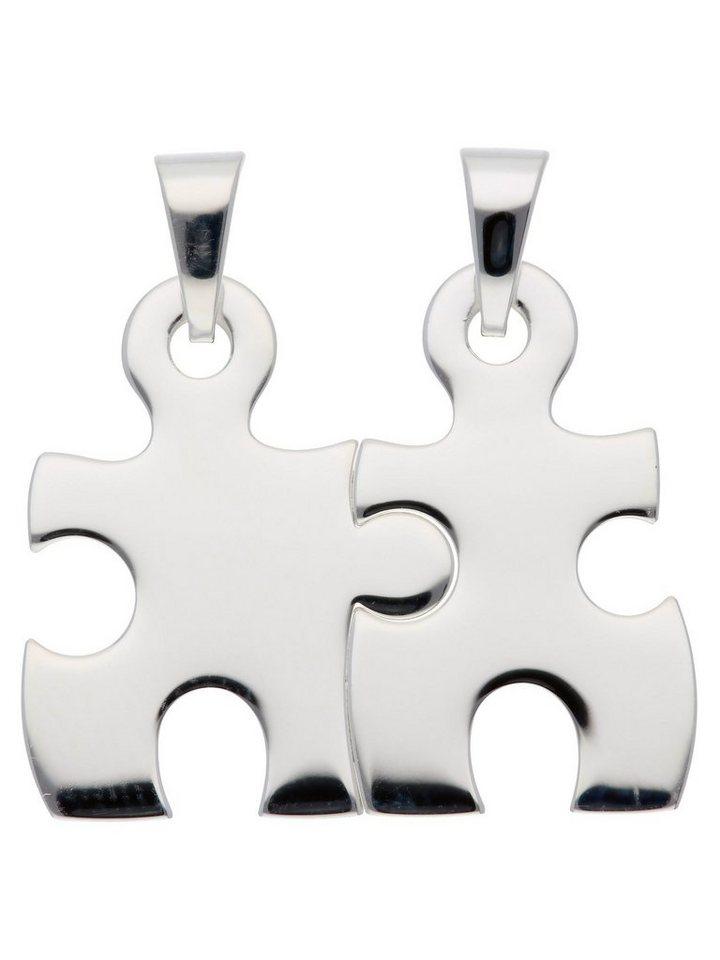 Adelia´s Kettenanhänger »Silber 925 Sterling Silver Motiv - Anhänger« 925 Sterling Silber | Schmuck > Halsketten > Ketten ohne Anhänger | Adelia´s