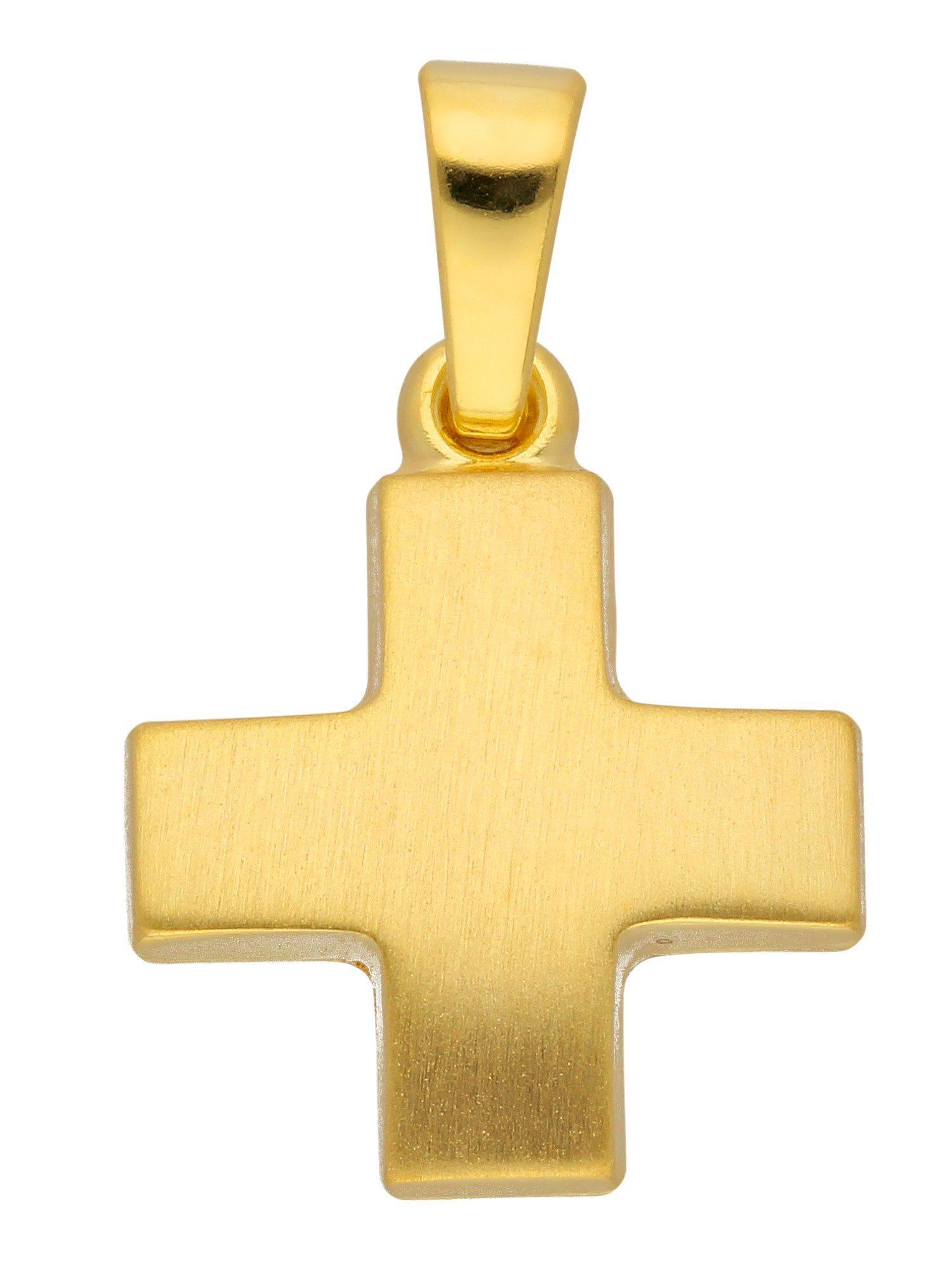 Adelia´s Kettenanhänger »Gold Anhänger« 8 k 333 Gelbgold | Schmuck > Halsketten > Ketten ohne Anhänger | Goldfarben | Adelia´s