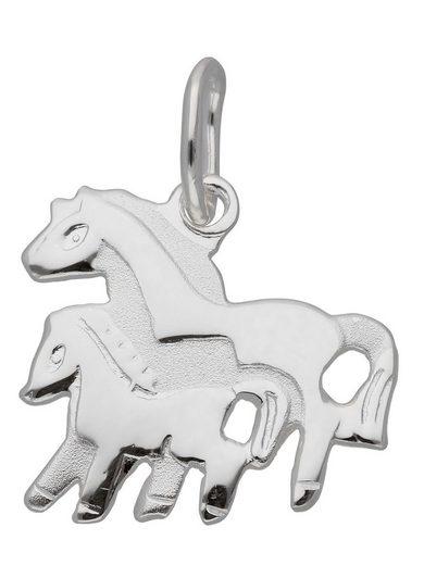 Adelia´s Kettenanhänger »925 Silber Anhänger Pferd«, Silberschmuck für Damen