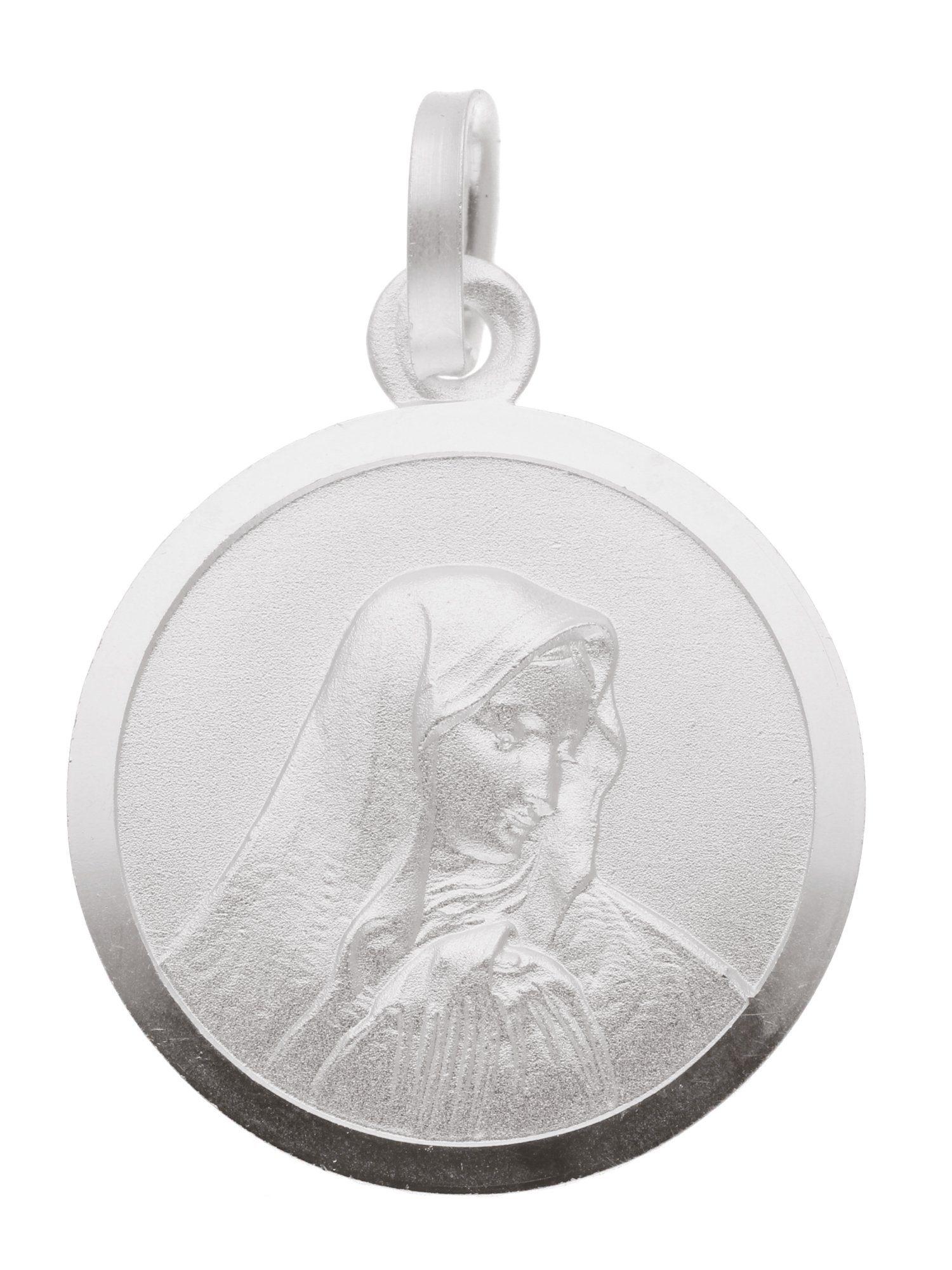 Adelia´s Kettenanhänger »Silber Anhänger« Dolorosa 925 Sterling Silber Ø 1.6 cm