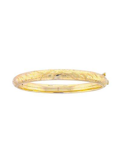 Adelia´s Armband »Gold 8 k (333) Armreif«, 8 k 333 Gelbgold