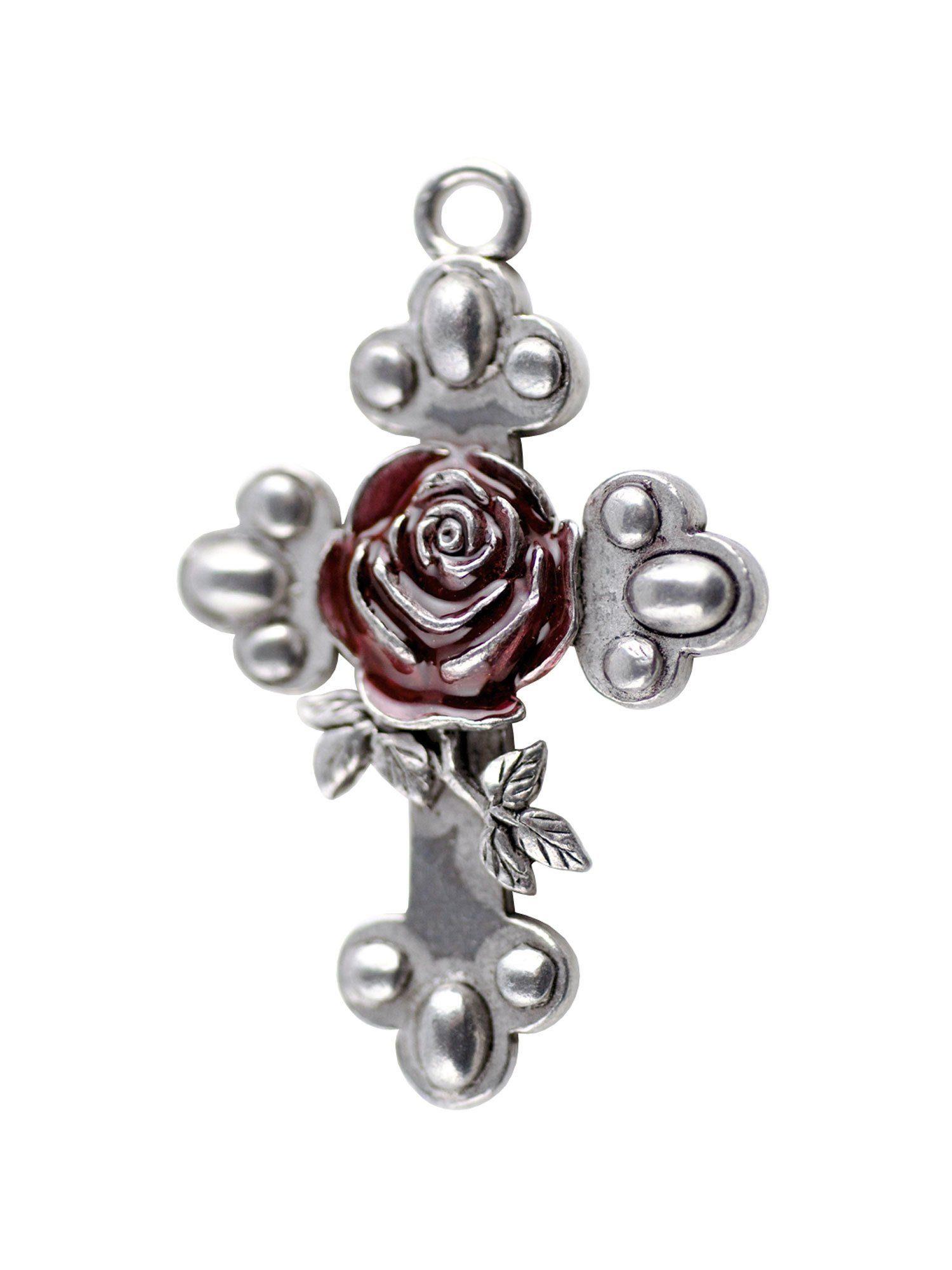 Adelia´s Amulett Amulett Anhänger Rosenkreuz
