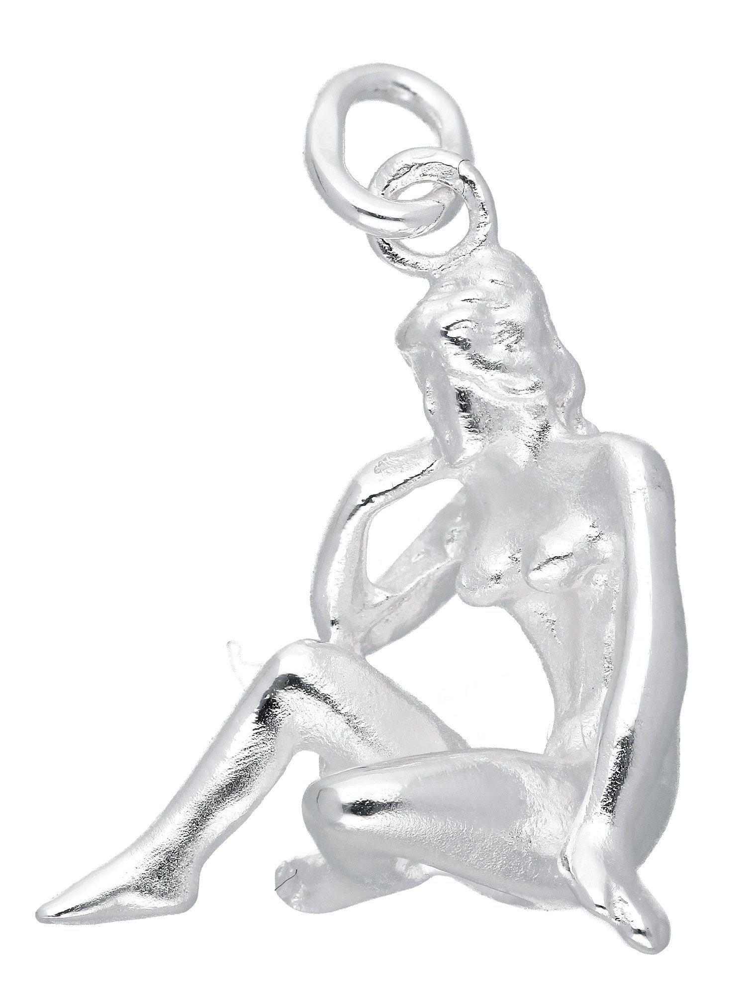 Adelia´s Kettenanhänger »Sternzeichen Silber Anhänger« Jungfrau 925 Sterling Silber | Schmuck > Halsketten > Ketten ohne Anhänger | Silber | Adelia´s