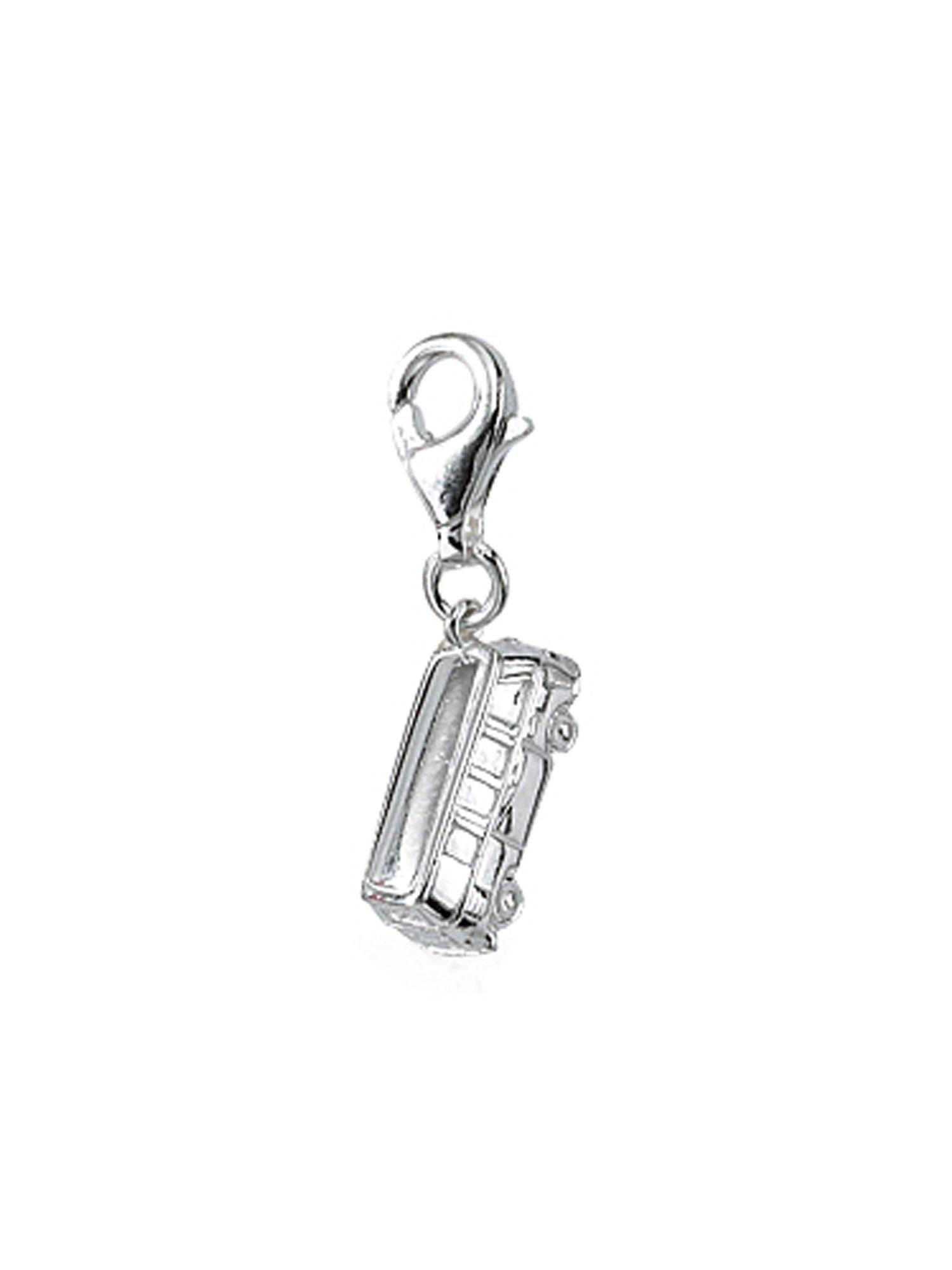 Adelia´s Charm-Einhänger »Silber Anhänger« VW 925 Sterling Silber
