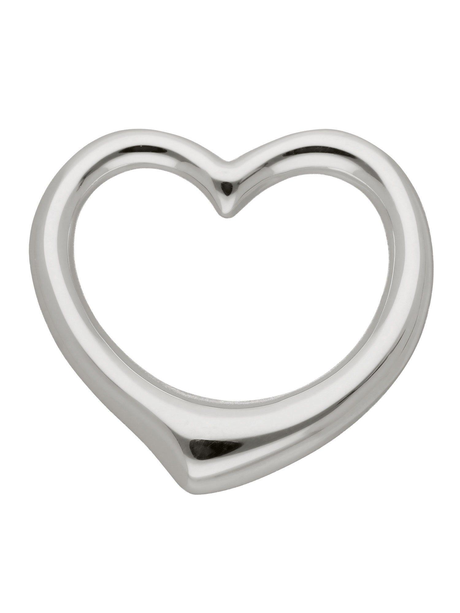 Adelia´s Kettenanhänger »Silber Anhänger« Swingheart 925 Sterling Silber