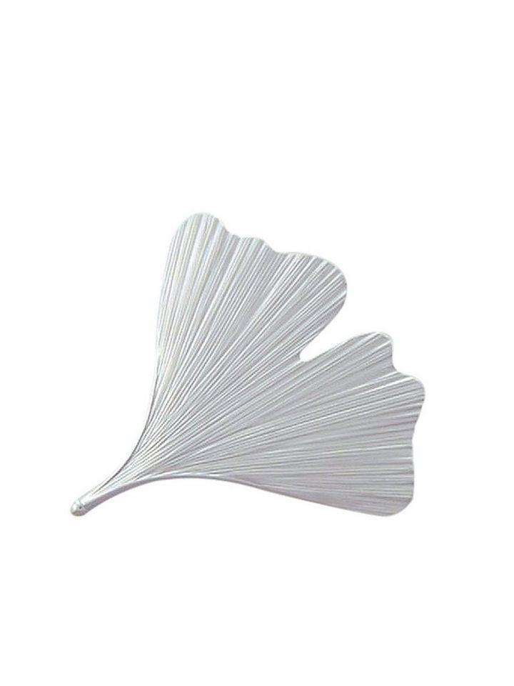 Adelia´s Brosche »Silber 925 Sterling Silver Ginko Brosche« Ginkoblatt 925 Sterling Silber | Schmuck > Broschen | Adelia´s