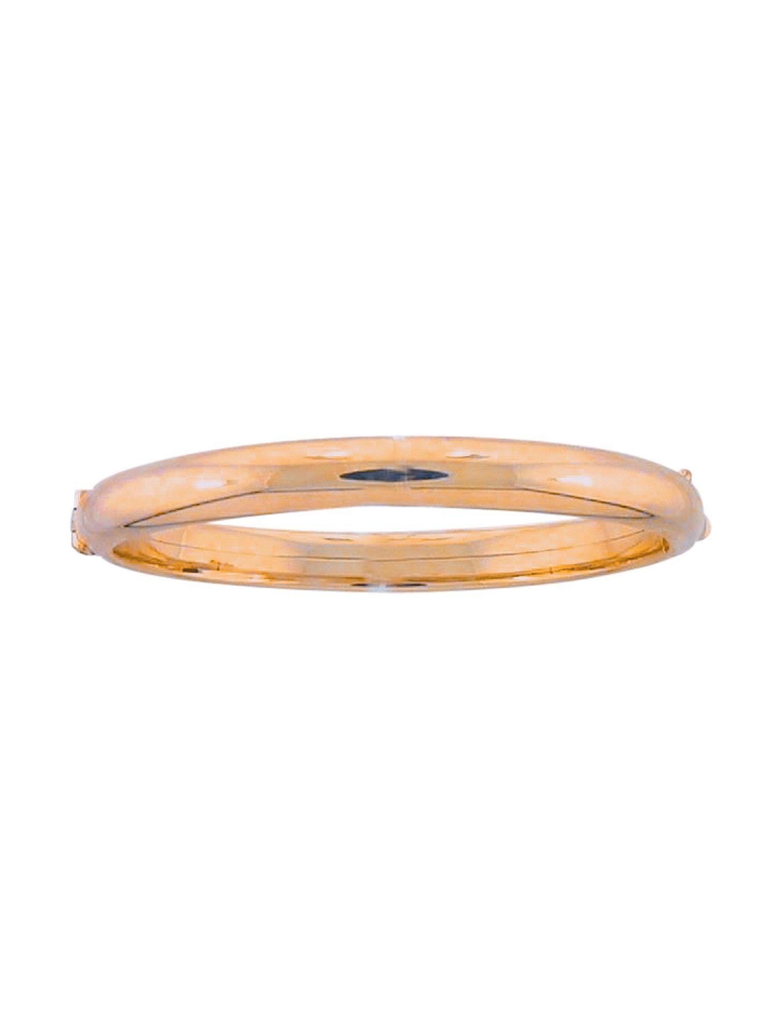 Adelia´s Armband »Gold Armreife« 14 k 585 Gelbgold