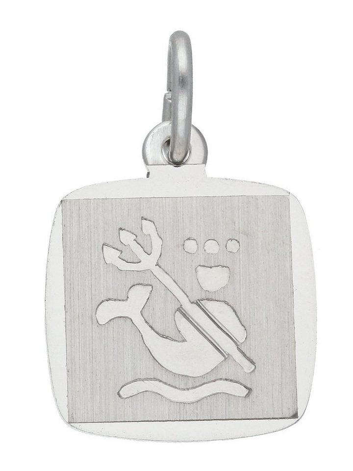 Adelia´s Kettenanhänger »Silber 925 Sterling Silver Sternzeichen Anhänger« Wassermann 925 Sterling Silber | Schmuck > Halsketten > Ketten ohne Anhänger | Adelia´s
