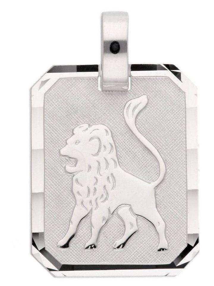 Adelia´s Kettenanhänger »Silber 925 Sterling Silver Sternzeichen Anhänger« Löwe 925 Sterling Silber | Schmuck > Halsketten > Ketten ohne Anhänger | Adelia´s