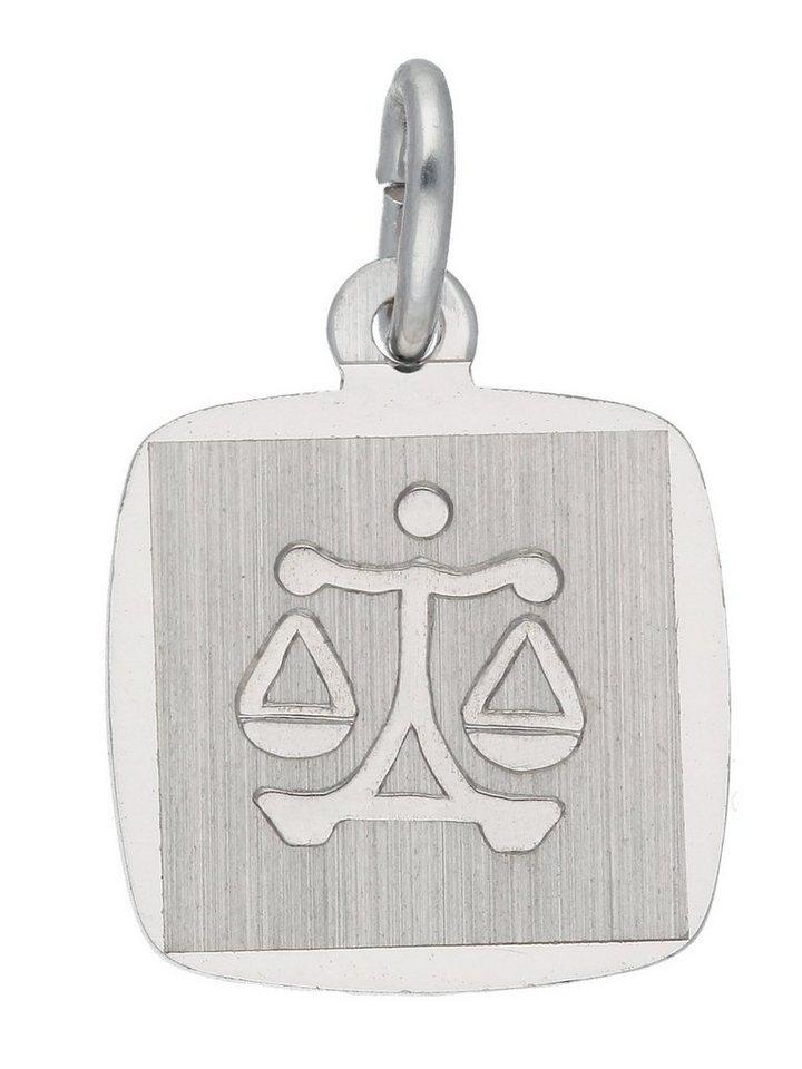 Adelia´s Kettenanhänger »Silber 925 Sterling Silver Sternzeichen Anhänger« Waage 925 Sterling Silber | Schmuck > Halsketten > Ketten ohne Anhänger | Adelia´s