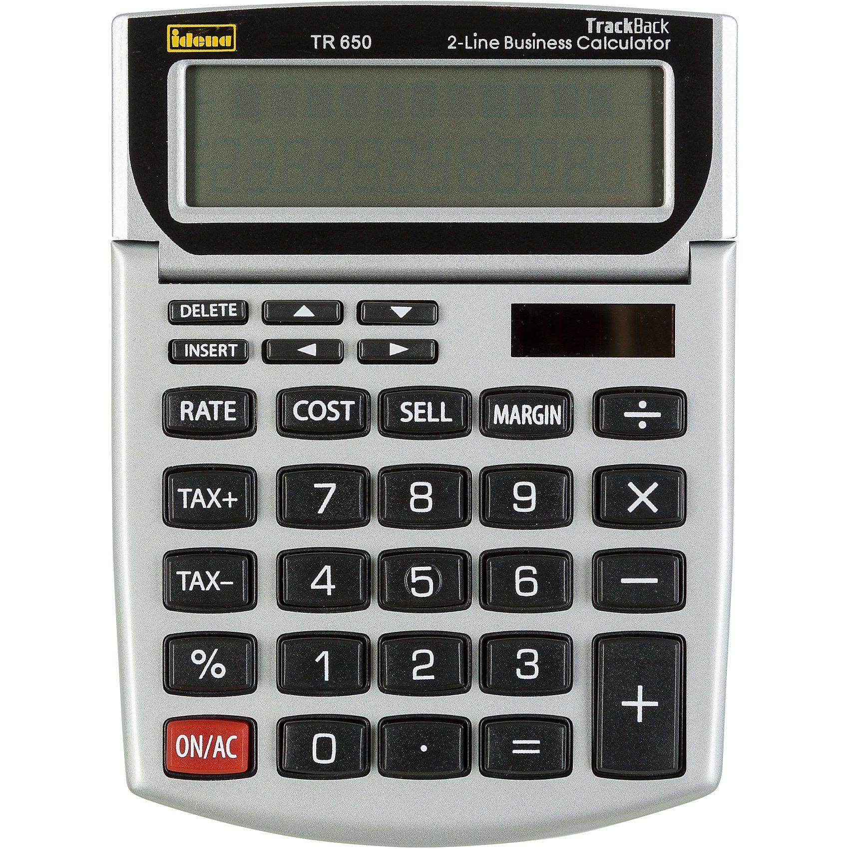 Idena Tischrechner TR 650, 12-stellig