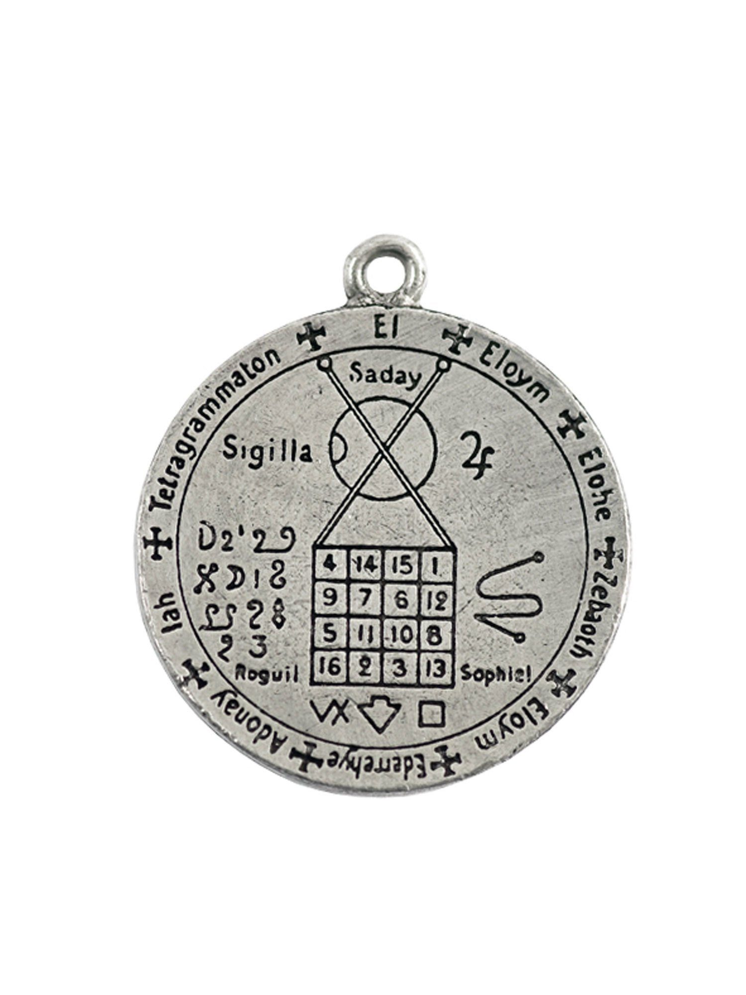 Adelia´s Amulett Amulett Anhänger Pentakel der 7 Planeten