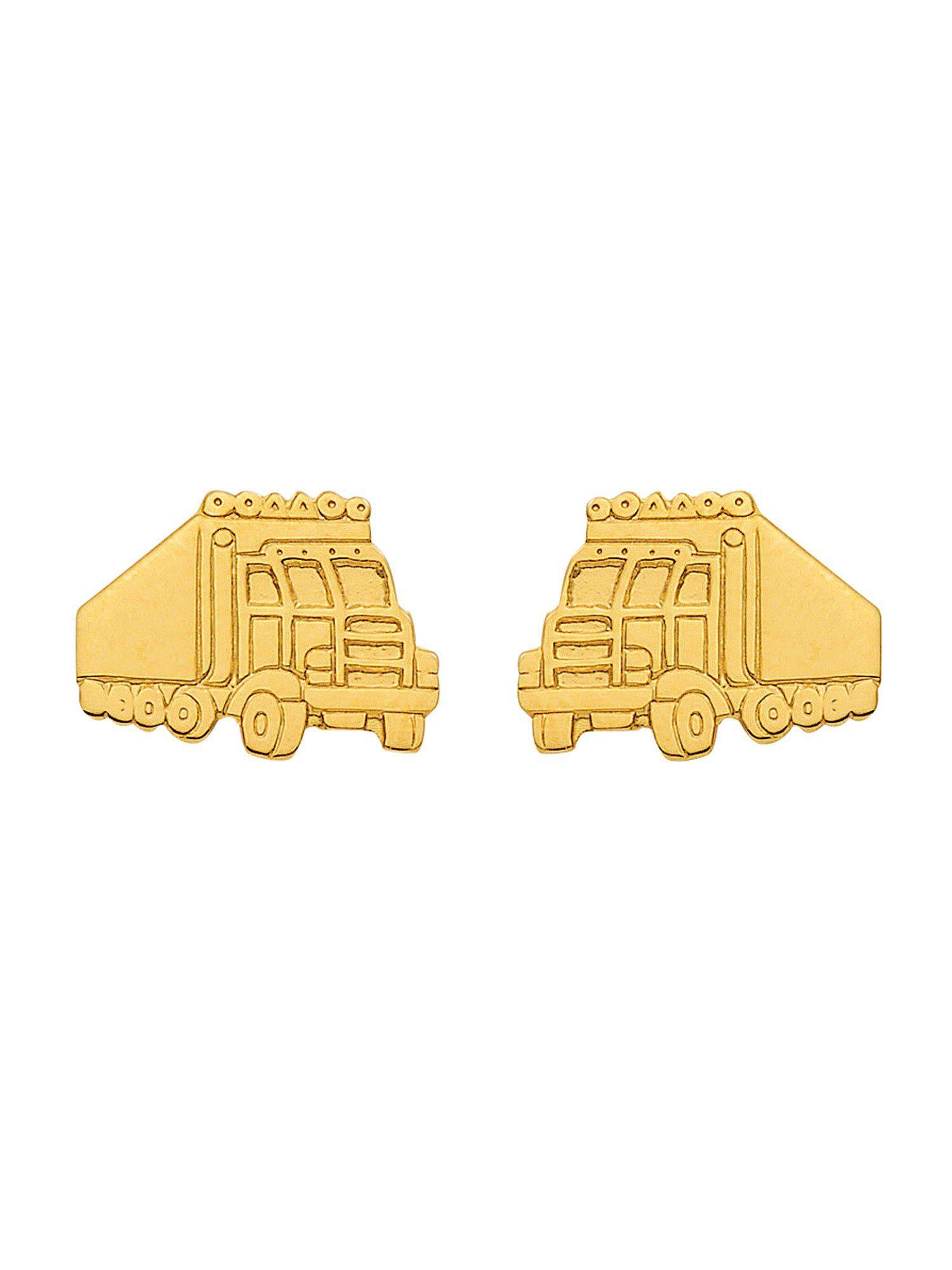 Paar »gold Trucker Online 8 Adelia´s 333 K333OhrringeOhrstecker« Gelbgold Kaufen Ohrstecker xeQdroWCBE