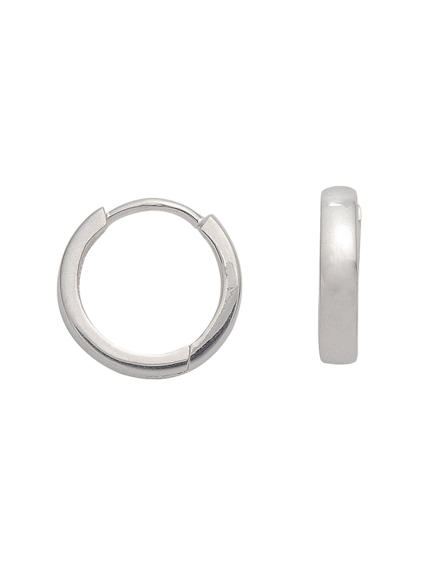 Adelia´s Paar Creolen »Silber Ohrringe« 925 Sterling Silber Ø 1.4 cm | Schmuck > Ohrschmuck & Ohrringe > Creolen | Silber | Adelia´s