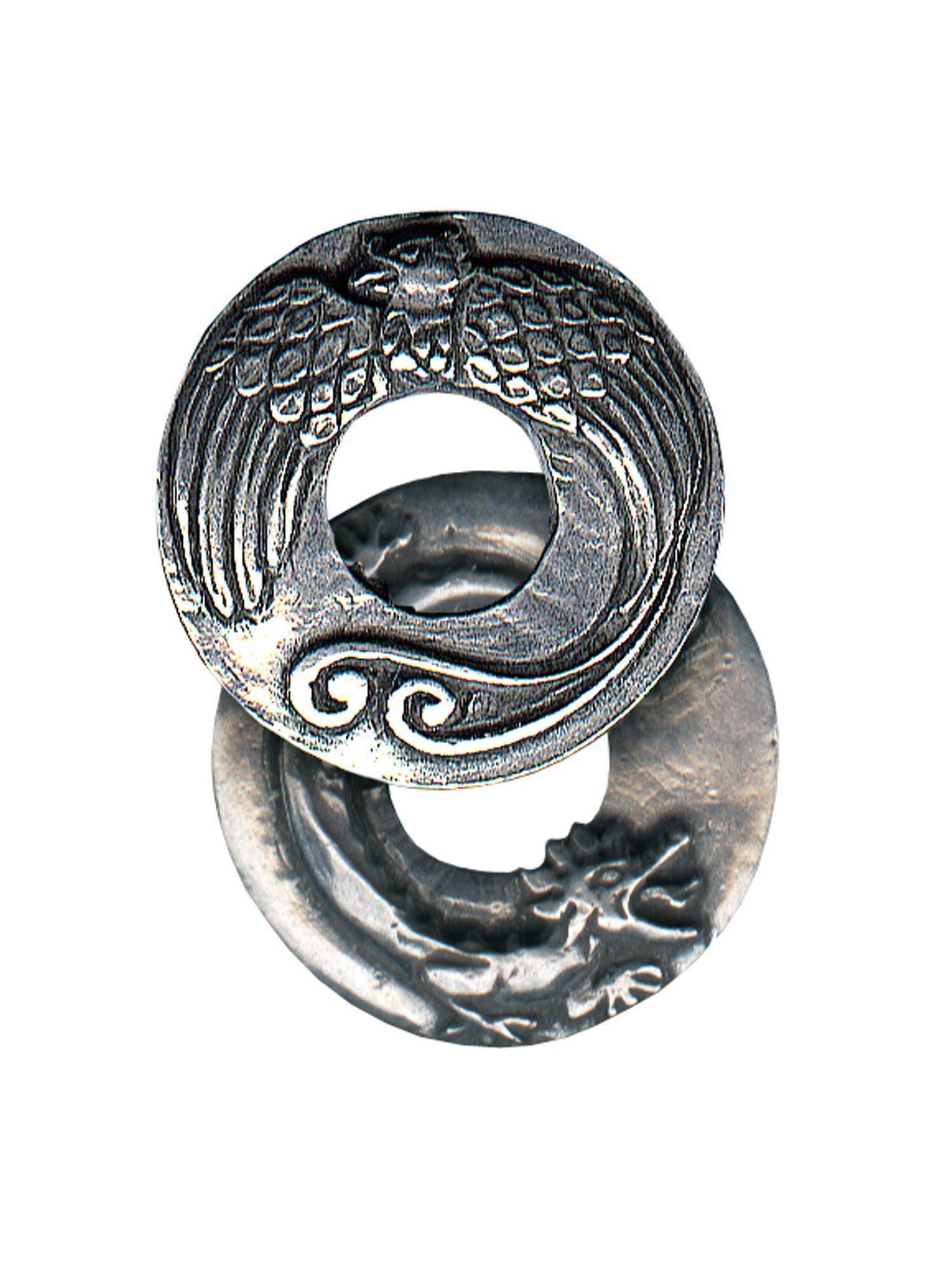Adelia´s Amulett Amulett Anhänger Drache und Phoenix