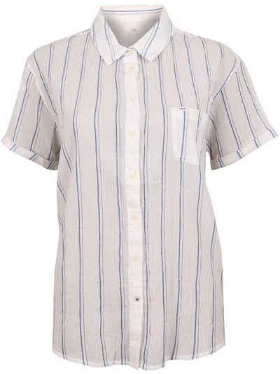 Lee® Blusenshirt »Shortsleeve Shirt« (1-tlg) aus 100% Baumwolle