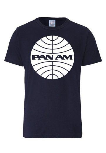 LOGOSHIRT T-Shirt mit Pan Am-Frontdruck »Pan Am«