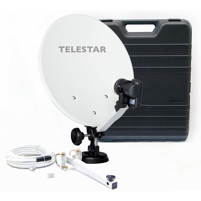 TELESTAR Digitale Camping Sat-Anlage »Camping Sat-Anlage im Koffer«