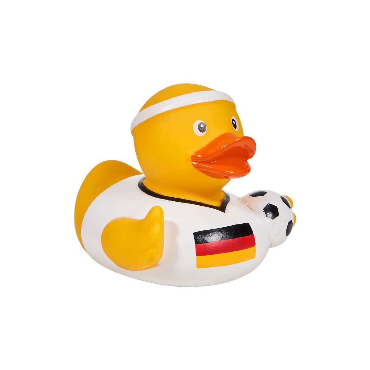 BUTLERS BUBBLE BABE »Badeente Fußball Deutschland«