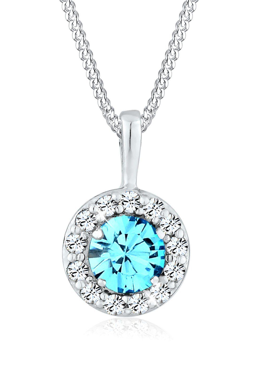 »talisman Swarovski® Collierkettchen Sterling Kristalle Silber« Online Elli Kaufen 925 sBtdCorxhQ