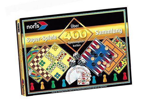 Noris, Super-Spielesammlung »400 Spielmöglichkeiten«