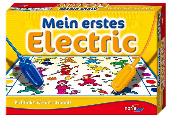 Noris Spiel, »Mein erstes Electric«