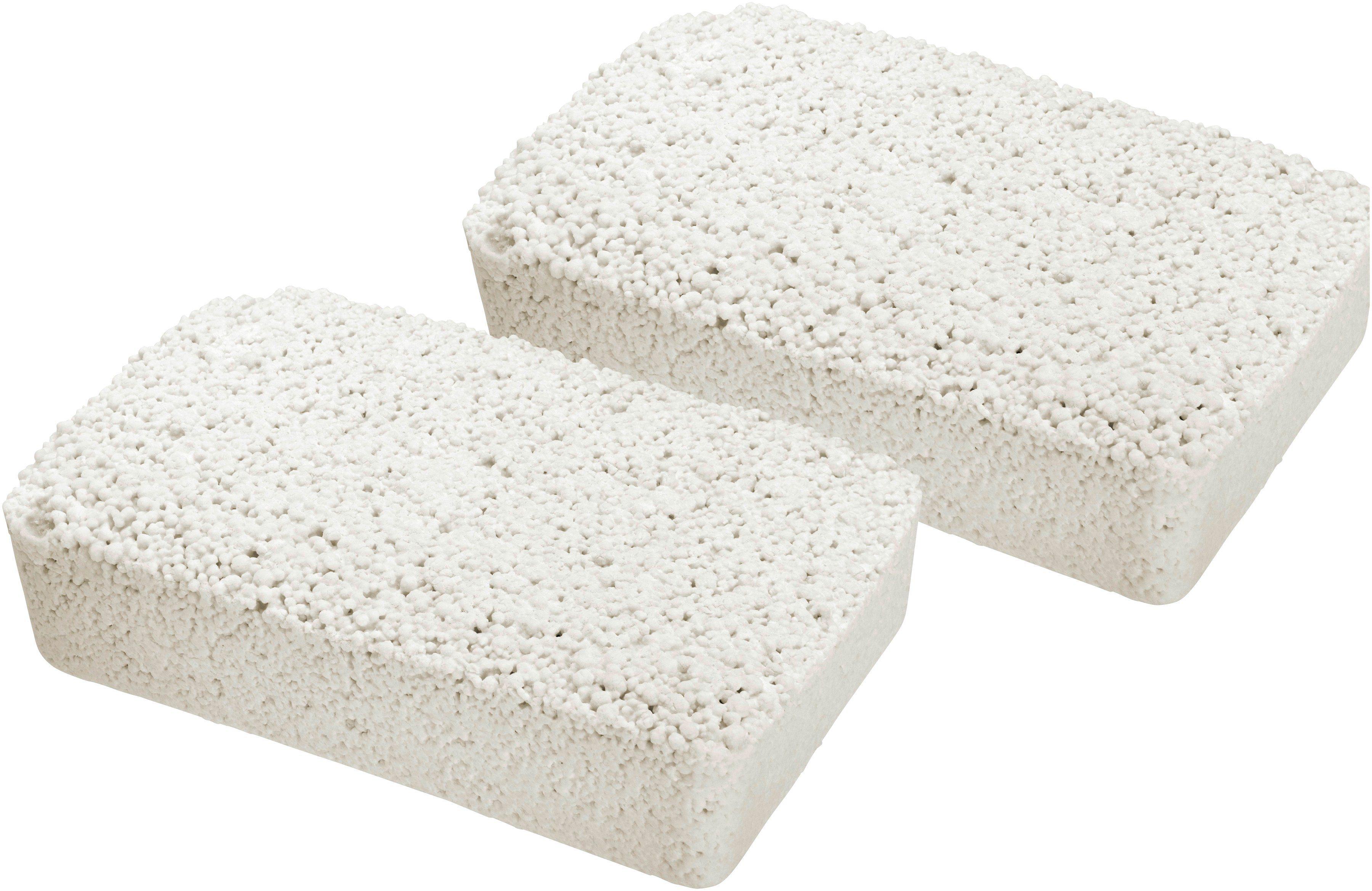 WENKO Nachfüllpaket für Luftentfeuchter »Feuchtigkeitskiller«, 2 x 2 kg