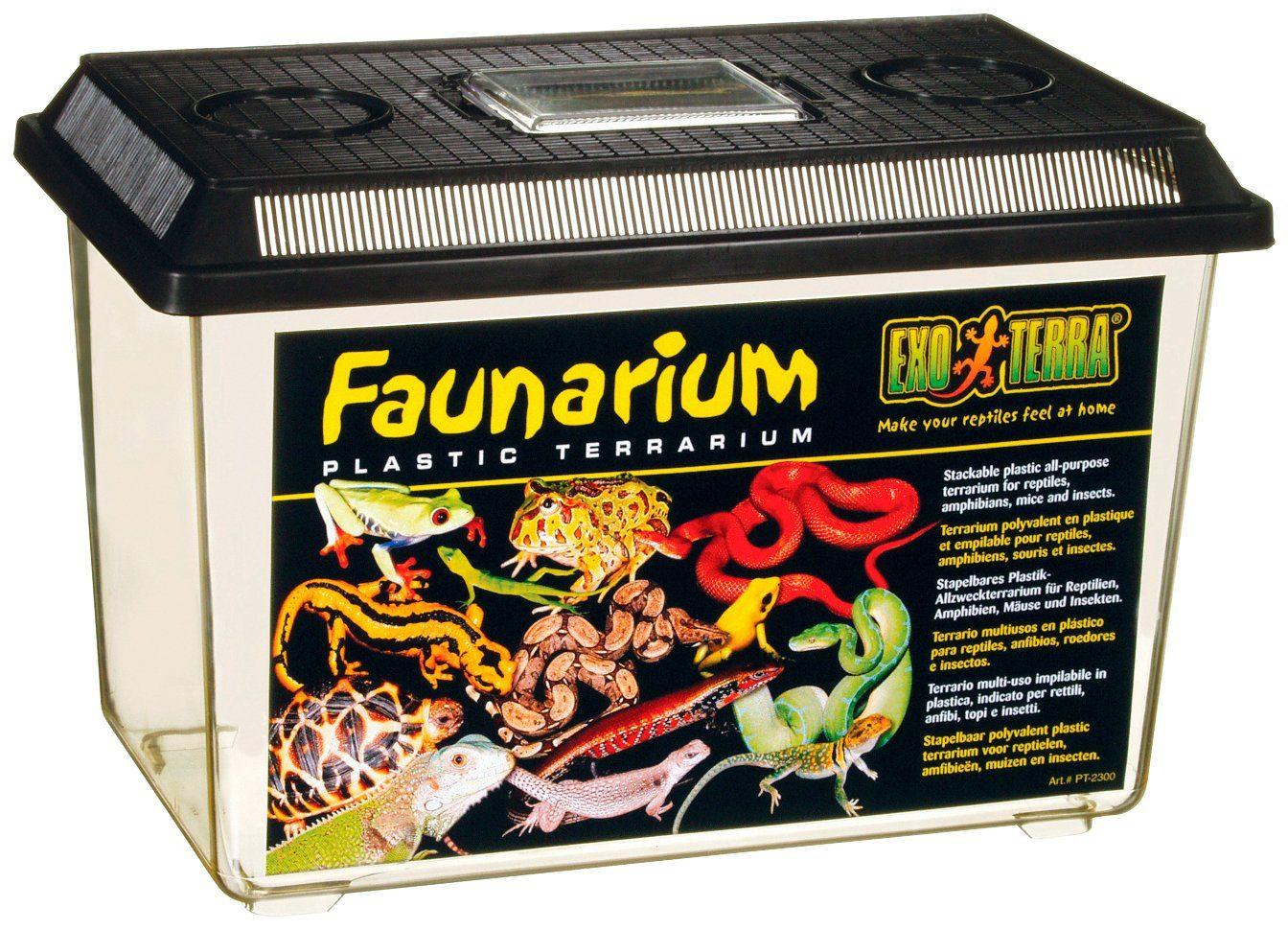 EXO TERRA Terrarium »Faunarium«, BxTxH: 30x19,5x19,5 cm