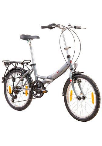TRETWERK LEADER велосипед складной »Foldo...