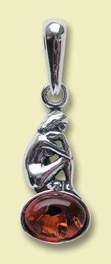 Adelia´s Amulett Amulett Anhänger Jungfrau