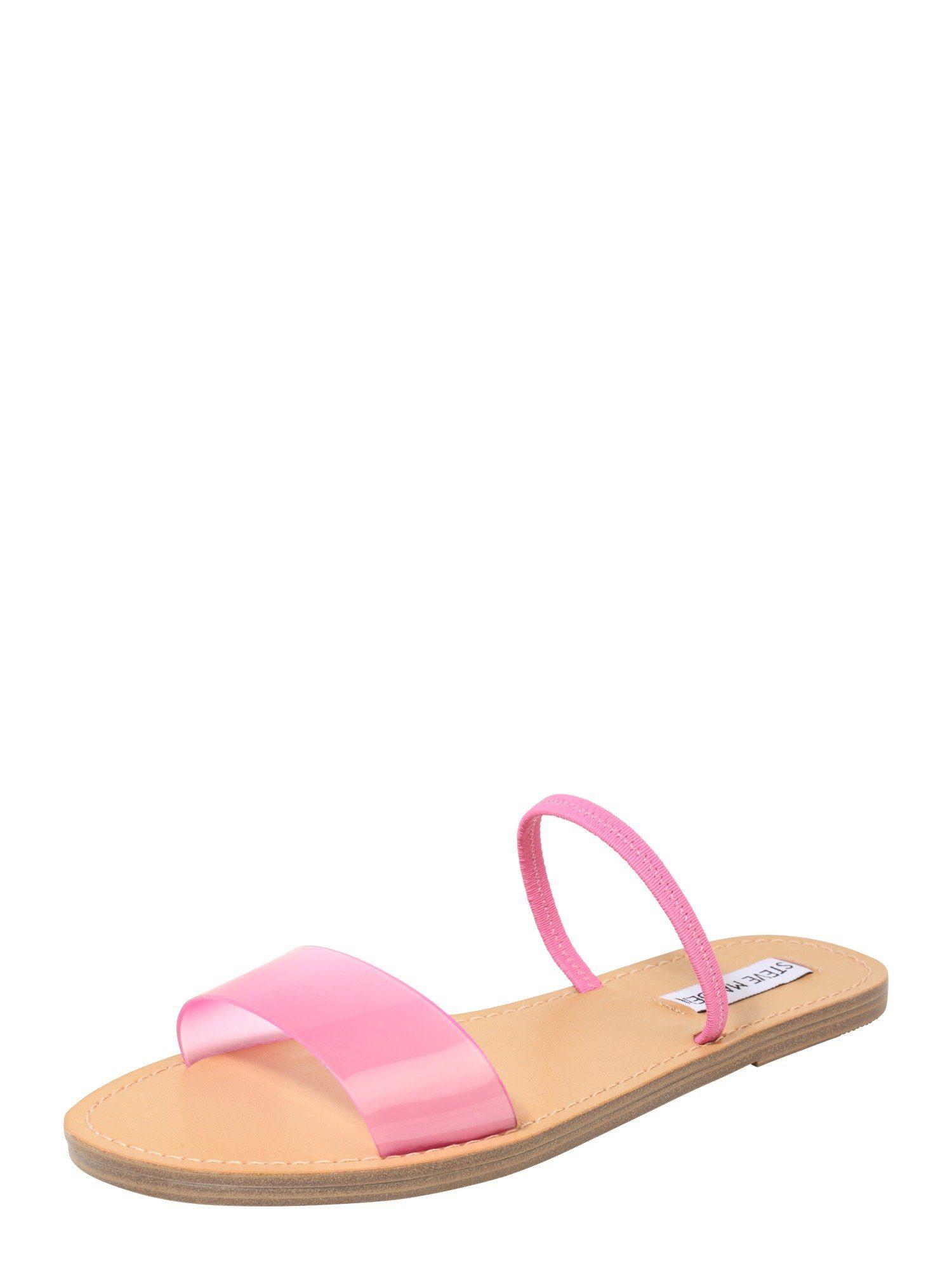 STEVE MADDEN DASHA Riemchensandale online kaufen  pink