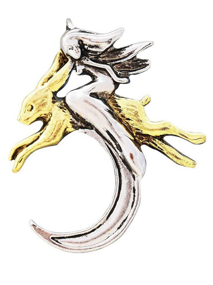 Adelia´s Amulett Amulett Anhänger Mondspringer | Schmuck > Halsketten > Amulette | Adelia´s