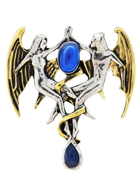 Adelia´s Amulett Amulett Anhänger Venus und Mars   Schmuck > Halsketten > Amulette   Adelia´s