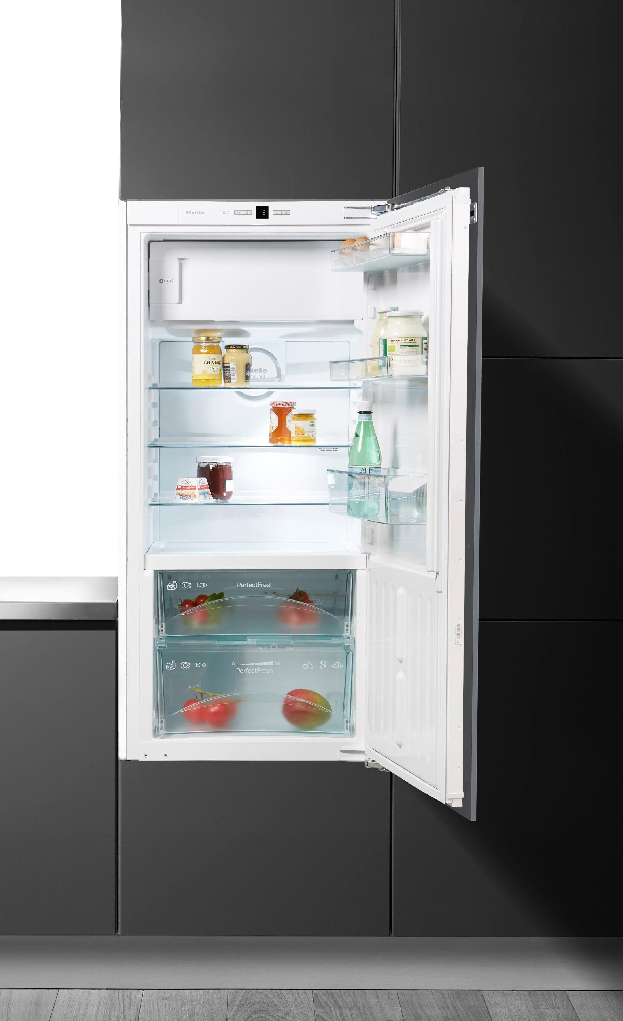 Miele Einbaukühlschrank K 34283 iDF, 121,8 cm hoch, 55,9 cm breit