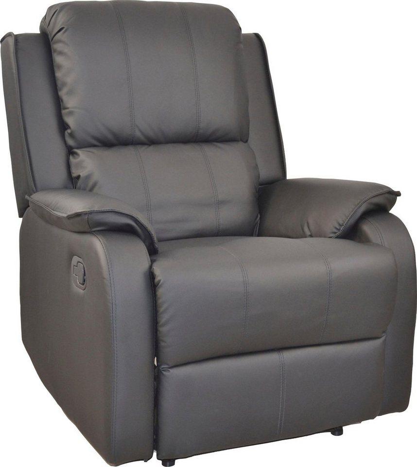relaxsessel mit liegefunktion design, home affaire relaxsessel mit liegefunktion, maße (b/t/h): (84/94/105, Design ideen